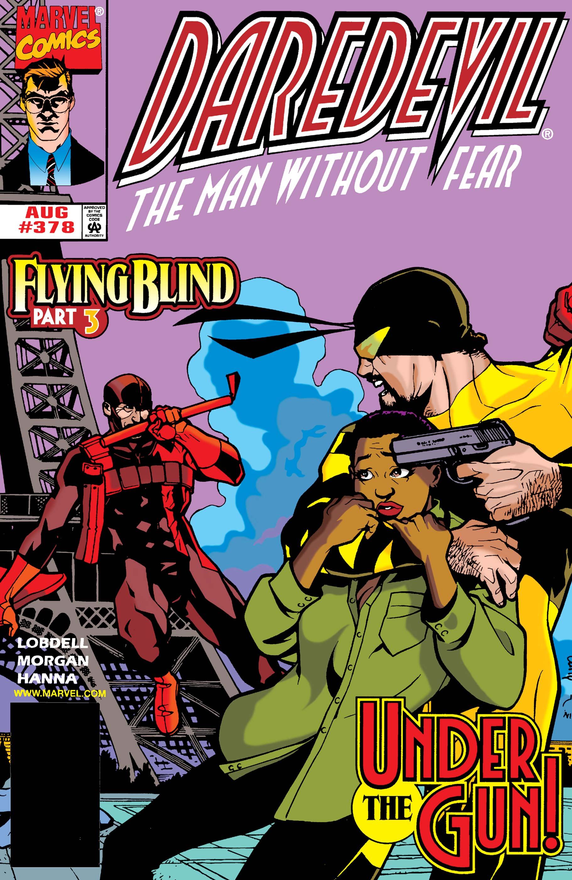 Daredevil (1964) #378