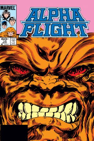 Alpha Flight (1983) #10