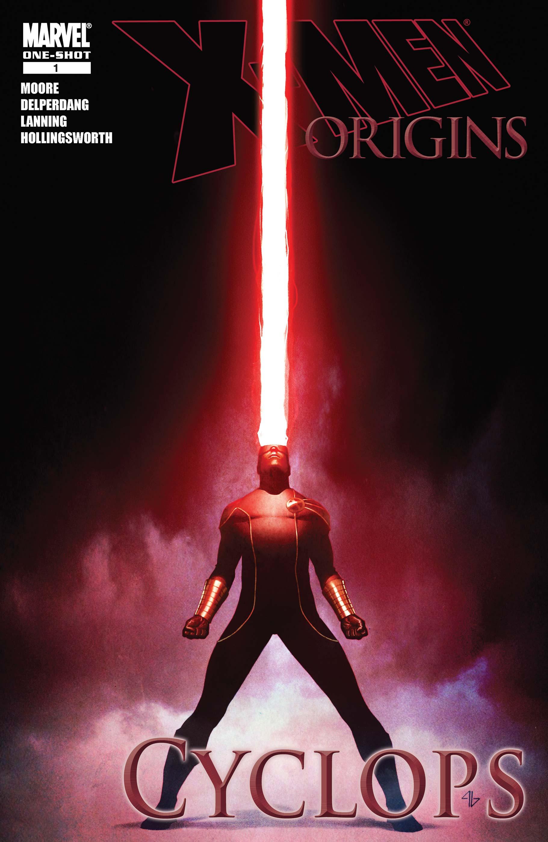 X-Men Origins: Cyclops (2010) #1