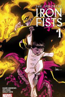 Immortal Iron Fists #1