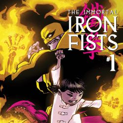 Immortal Iron Fists