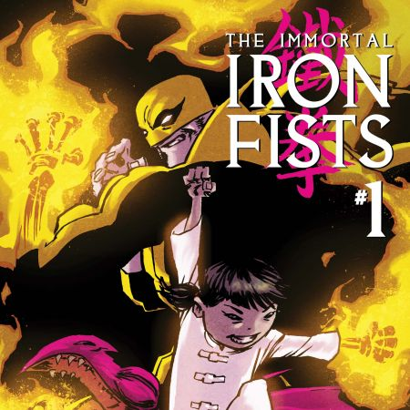 Immortal Iron Fists (2018)