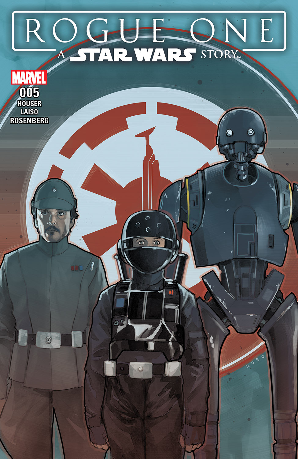 Star Wars: Rogue One Adaptation (2017) #5
