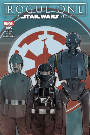 Star Wars: Rogue One Adaptation #5