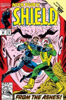 Nick Fury, Agent of S.H.I.E.L.D. #42
