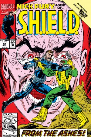 Nick Fury, Agent of S.H.I.E.L.D. (1989) #42