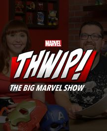 THWIP The Big Marvel Show