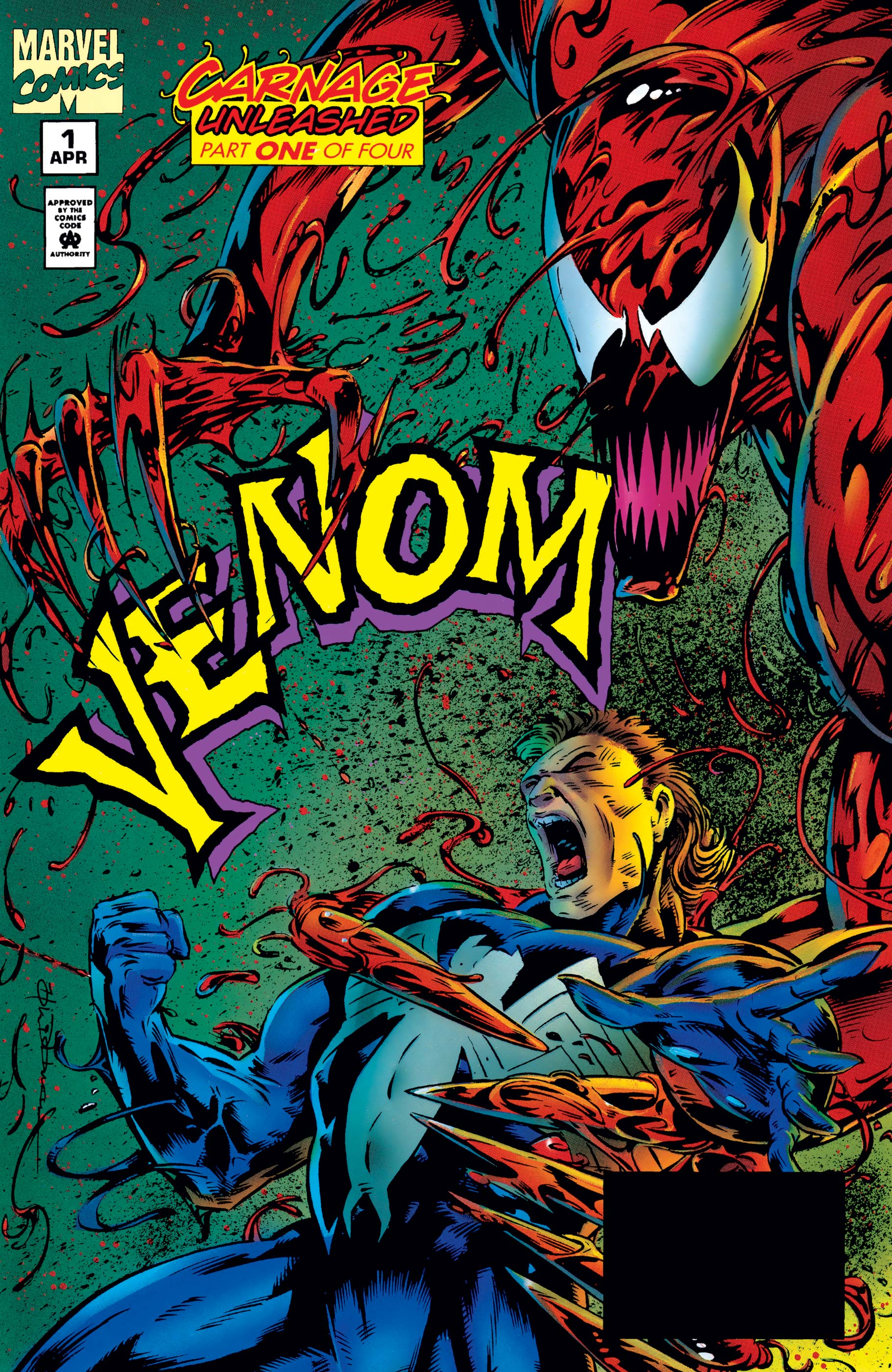 Venom: Carnage Unleashed (1995) #1