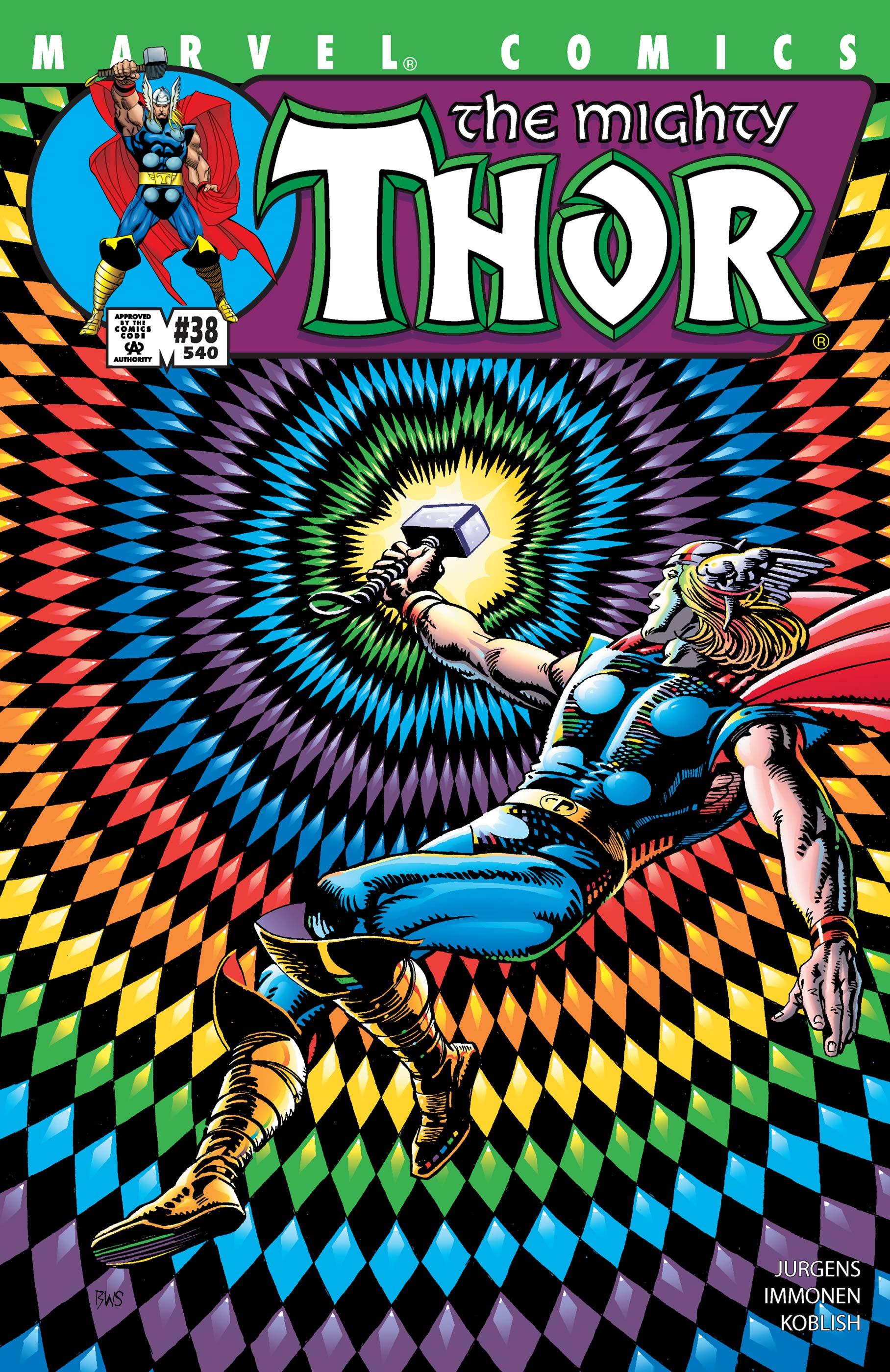 Thor (1998) #38