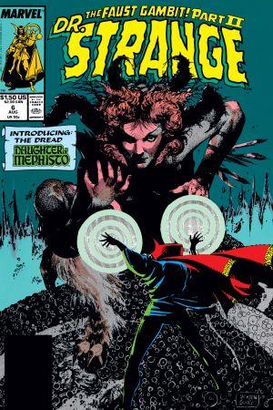 Doctor Strange, Sorcerer Supreme (1988) #6
