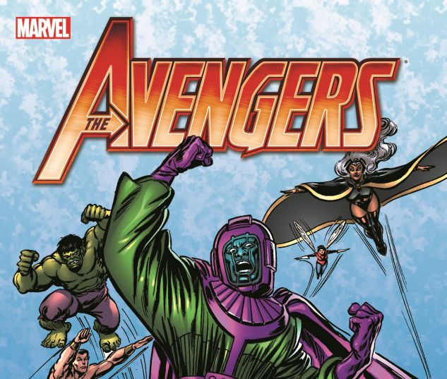 cover from Avengers: The Once and Future Kang (2013)