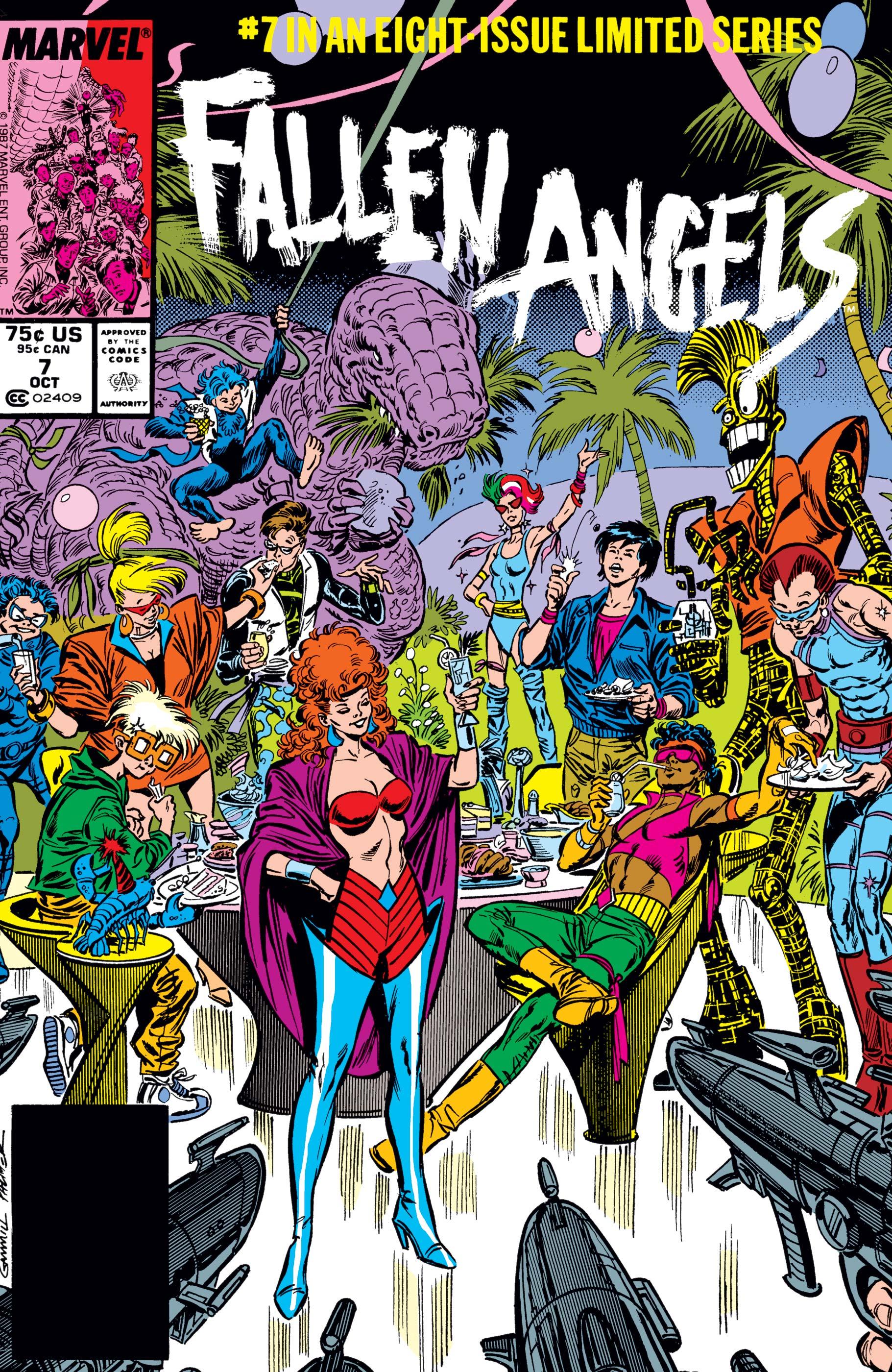 Fallen Angels (1987) #7