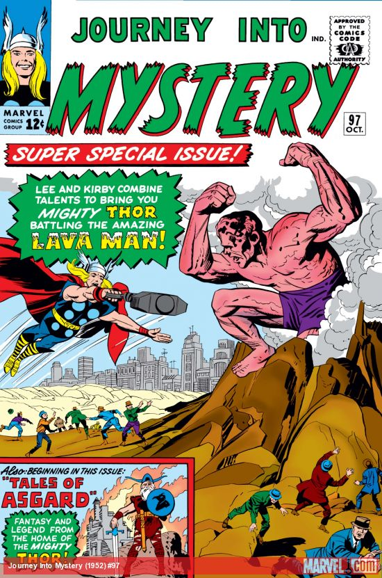 Journey Into Mystery (1952) #97