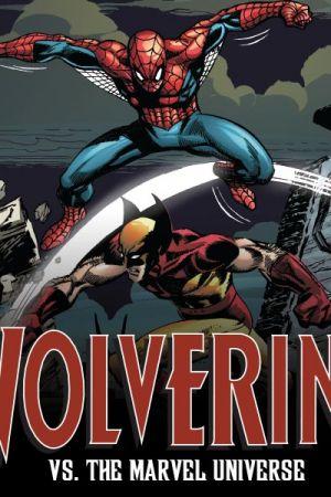 Wolverine Vs. The Marvel Universe (2017)
