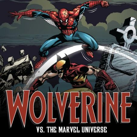 Wolverine Vs. The Marvel Universe (2017)