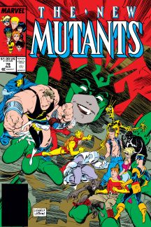 New Mutants (1983) #78