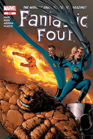 Fantastic Four (1998) #516