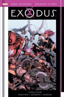 Dark Avengers/Uncanny X-Men: Exodus #1