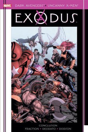 Dark Avengers/Uncanny X-Men: Exodus (2009) #1
