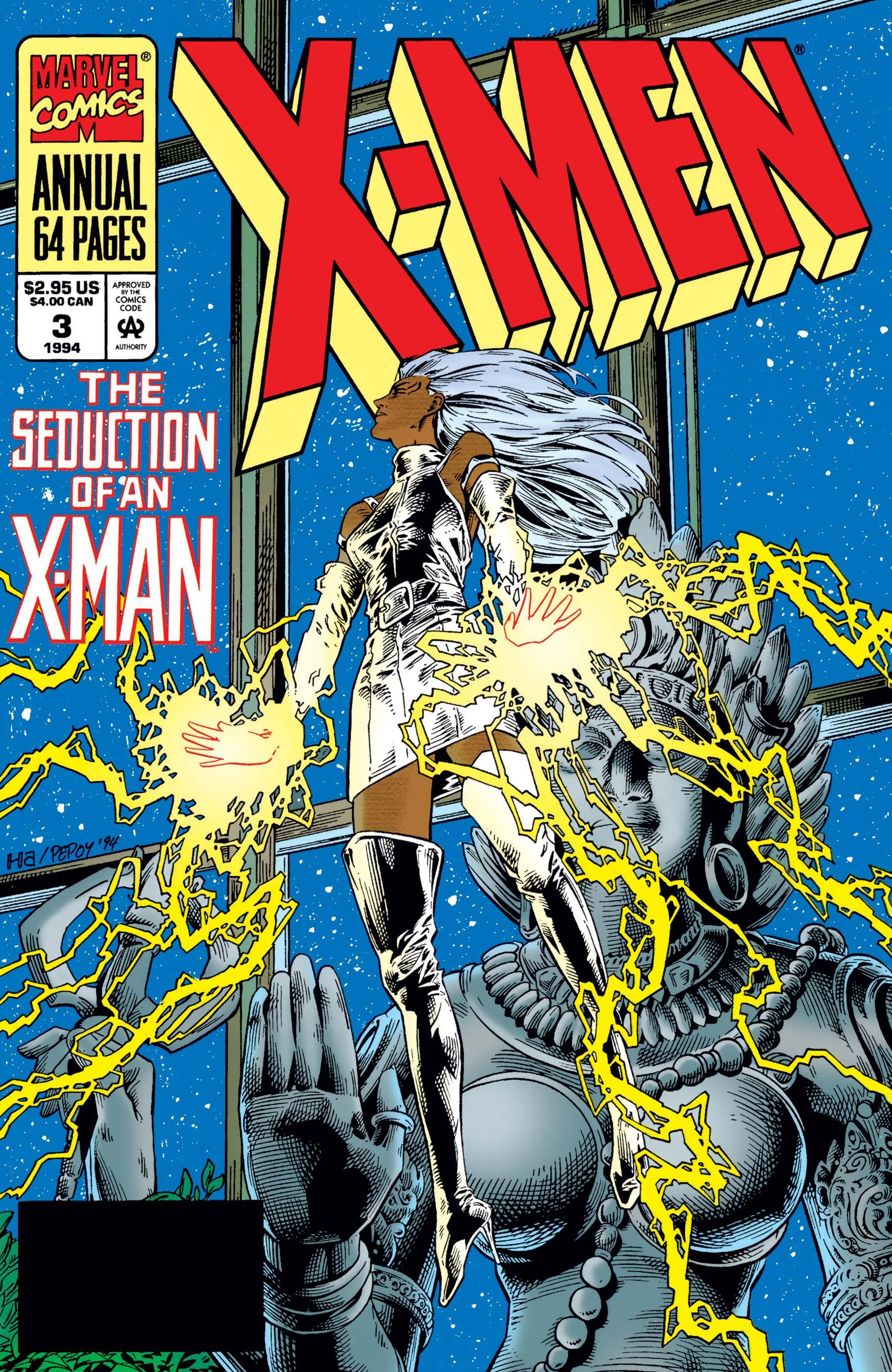 X-Men Annual (1991) #3
