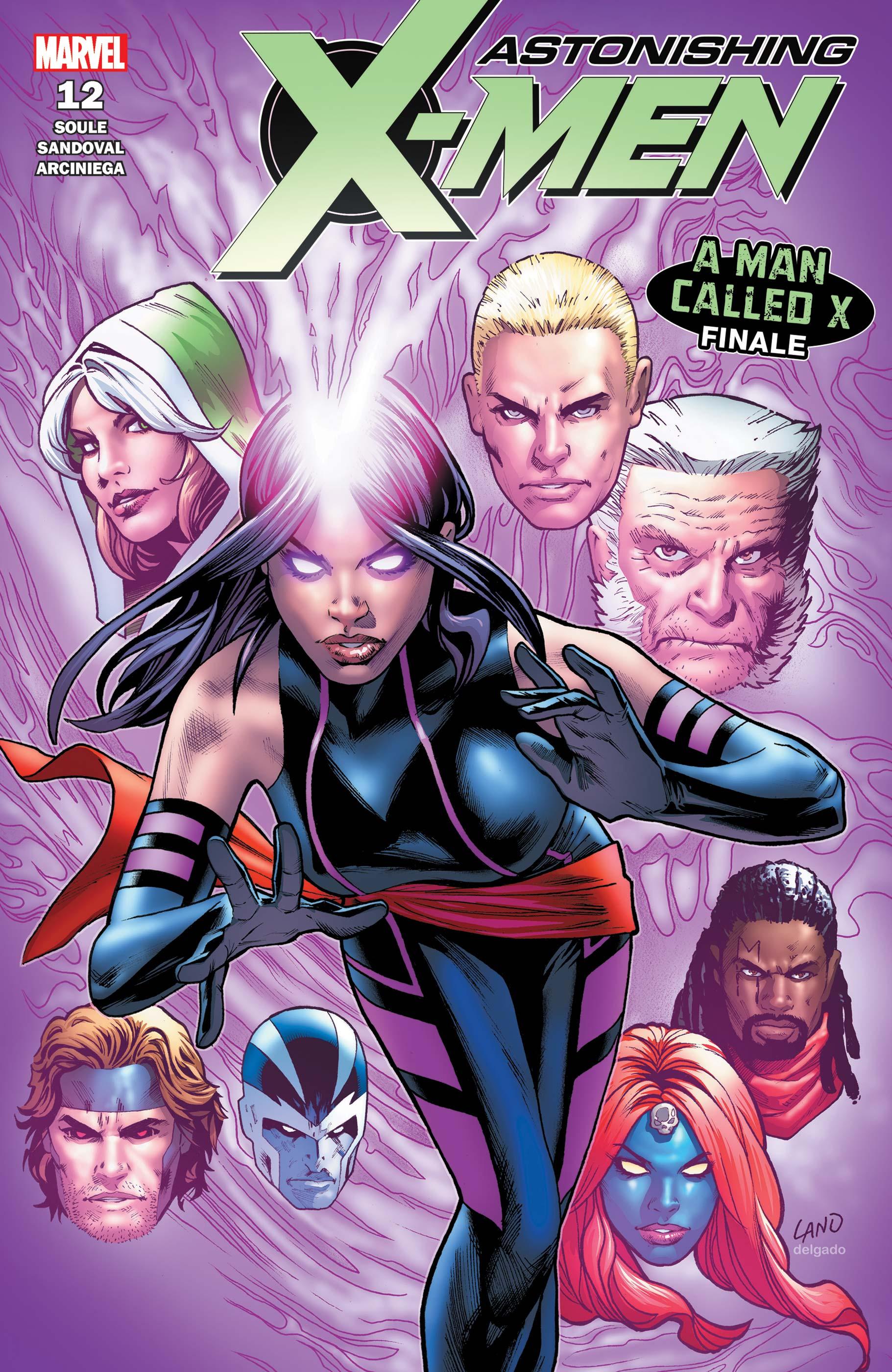 Astonishing X-Men (2017) #12
