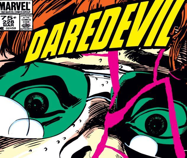 Daredevil (1964) #228