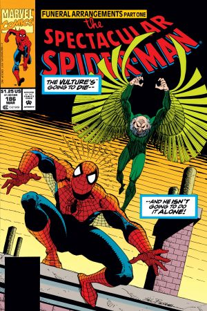 Peter Parker, the Spectacular Spider-Man #186