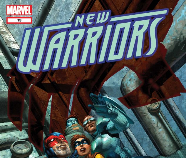 New Warriors (2007) #13