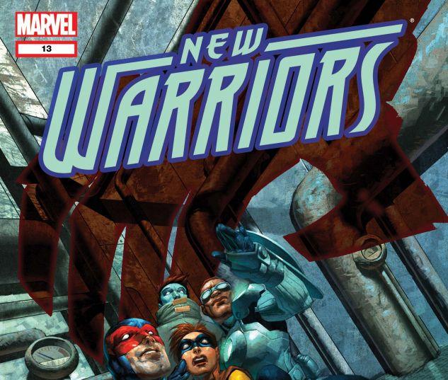 New Warriors (2007) #13