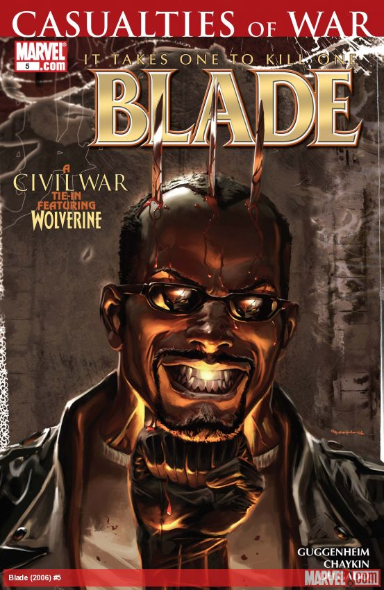 Blade (2006) #5