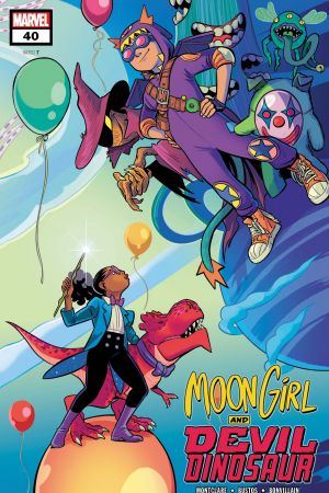 Moon Girl and Devil Dinosaur (2015) #40