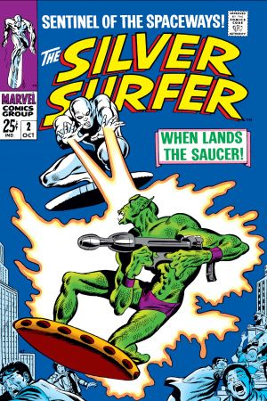 Silver Surfer (1968) #2