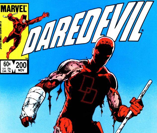 Daredevil (1964) #200