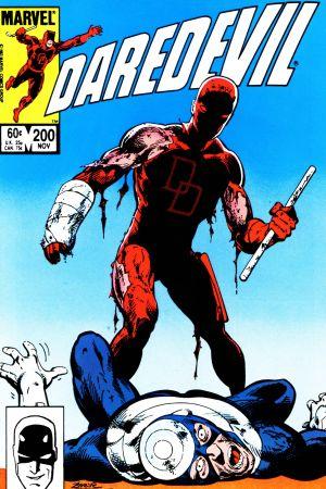 Daredevil #200