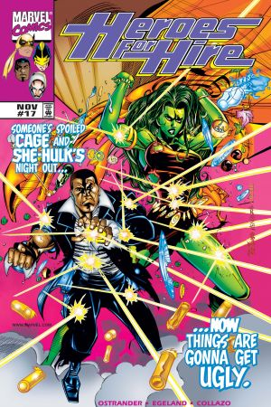 Heroes for Hire #17