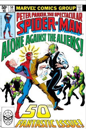Peter Parker, the Spectacular Spider-Man (1976) #50