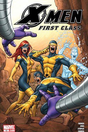X-Men: First Class #13