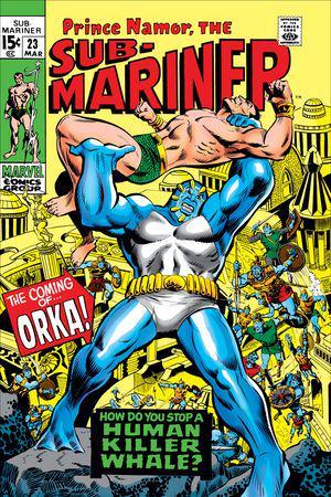Sub-Mariner (1968) #23