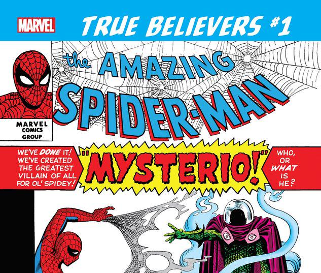 TRUE BELIEVERS: SPIDER-MAN VS. MYSTERIO 1 #1
