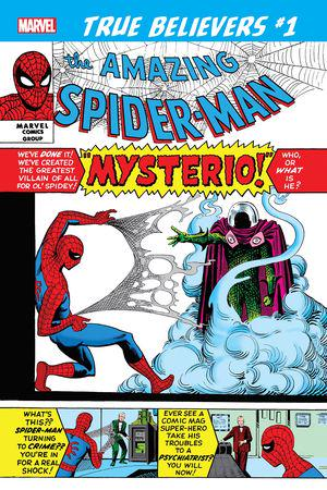 True Believers: Spider-Man Vs. Mysterio #1