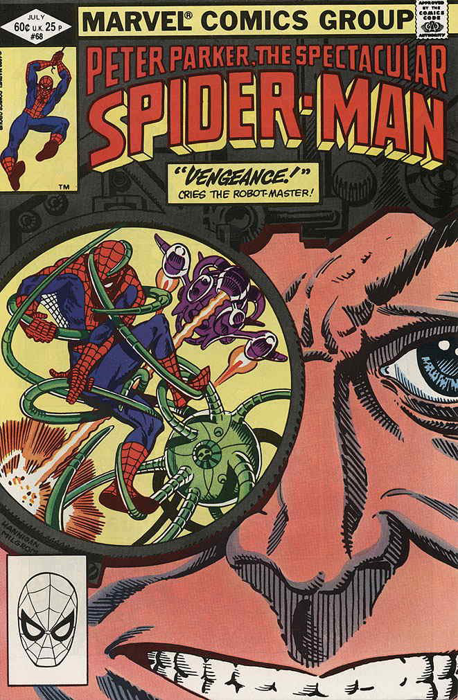 Peter Parker, the Spectacular Spider-Man (1976) #68