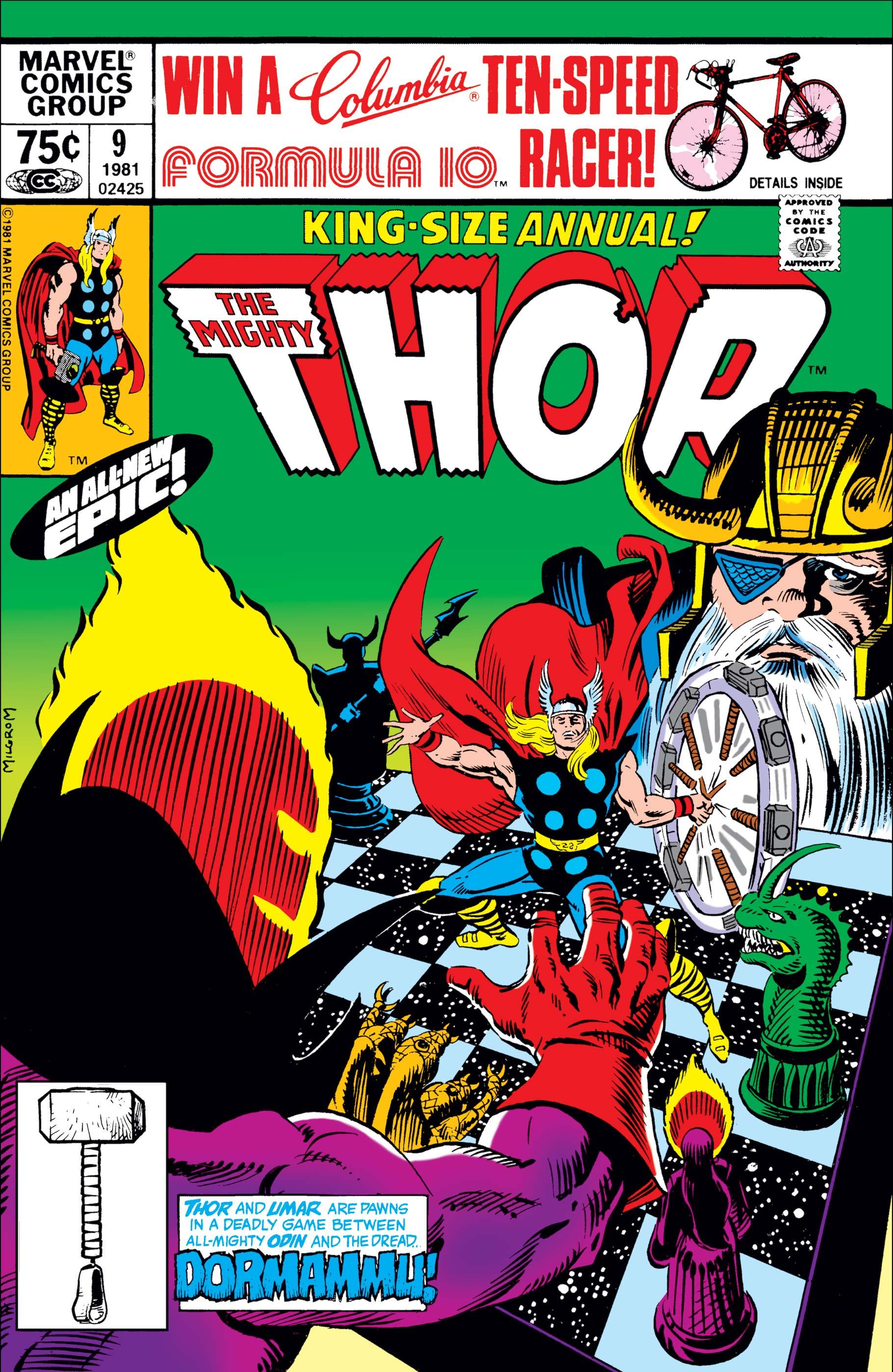 Thor Annual (1966) #9