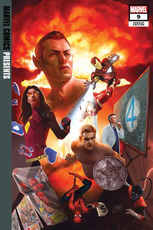 Marvel Comics Presents #9  (Variant)