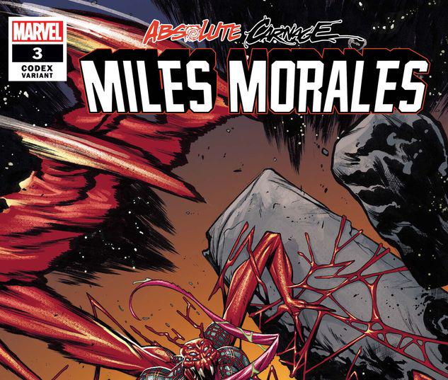 Absolute Carnage: Miles Morales #3