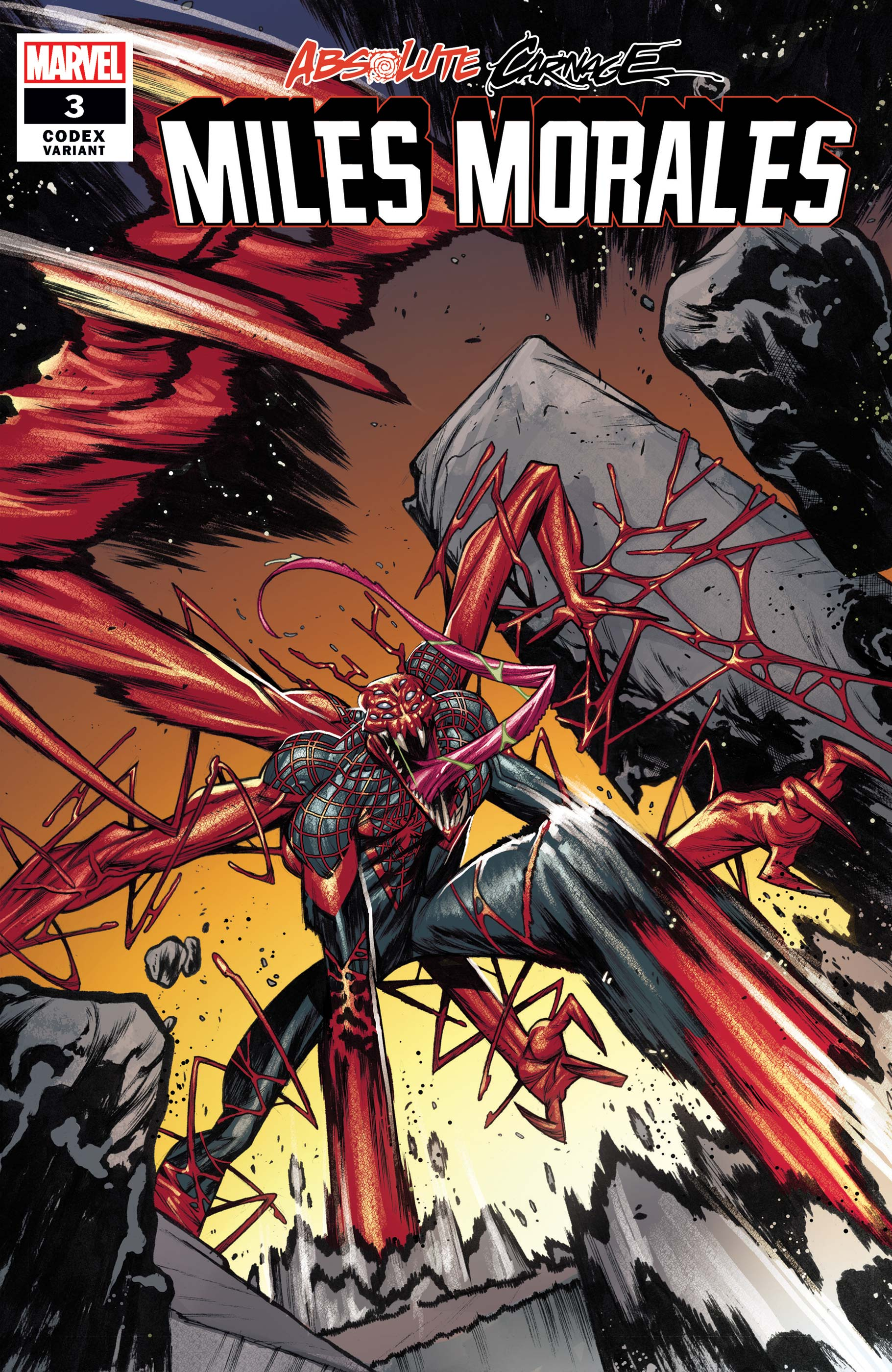 Absolute Carnage: Miles Morales (2019) #3 (Variant)