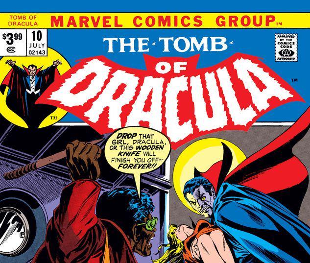 TOMB OF DRACULA 10 FACSIMILE EDITION #1