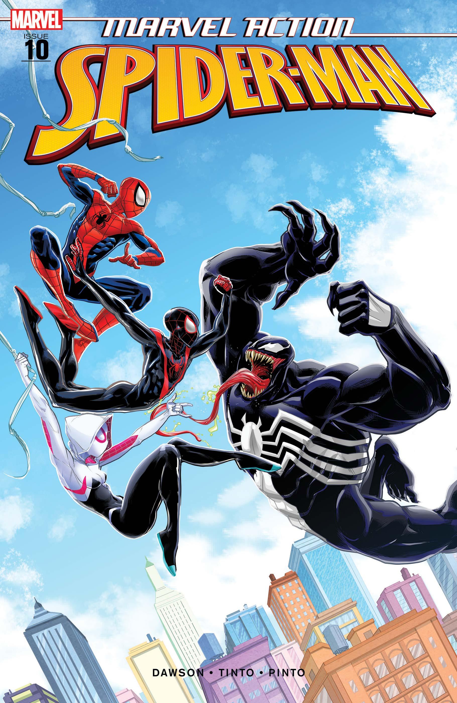 Marvel Action Spider-Man (2018) #10