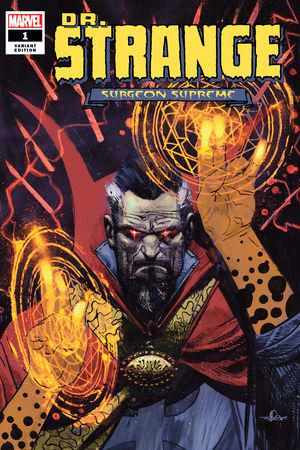 Dr. Strange #1  (Variant)