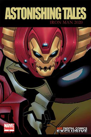 Astonishing Tales: Iron Man 2020 Digital Comic #2