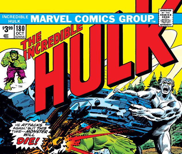 INCREDIBLE HULK 180 FACSIMILE EDITION #1